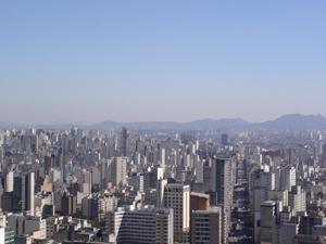 Skyline de São Paulo. Foto: GC/Blog Vambora!