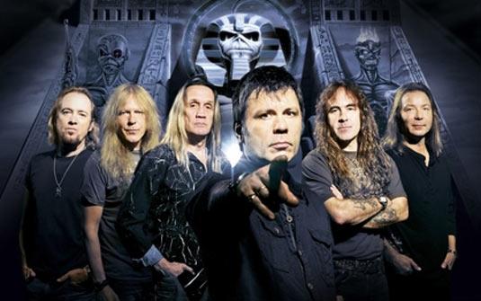 Iron Maiden-Foto dedivulgação
