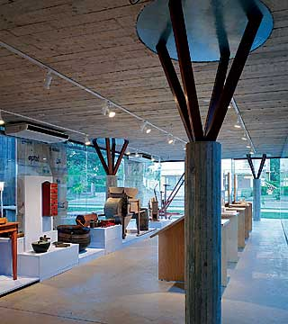 Museu do Pão. Foto Arcoweb