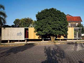 Museu do Pão, Ilópolis. Foto Arcoweb