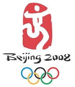 Olimpiadas de Pequim logo