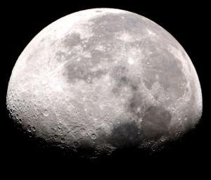 Lua. Foto: Nasa