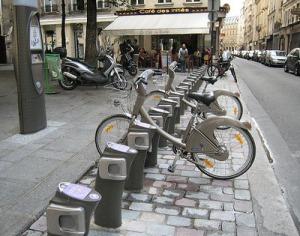 Vivendo e aprendendo: Vélib – Para andar de bicicleta em Paris!