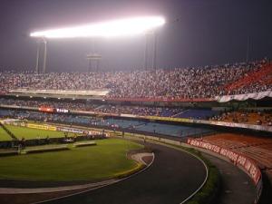 Relato de viagem: Domingo no estádio de futebol