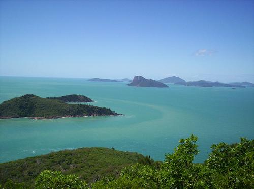 Ilhas Hamilton. Foto:www.islandreefjob.com