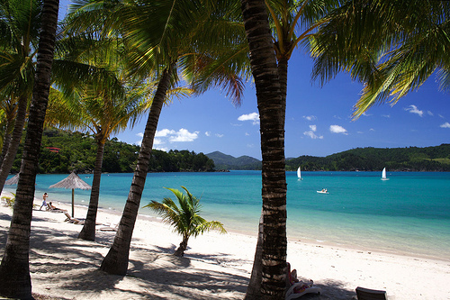 Ilhas Hamilton. Foto:~Prescott, Flickr