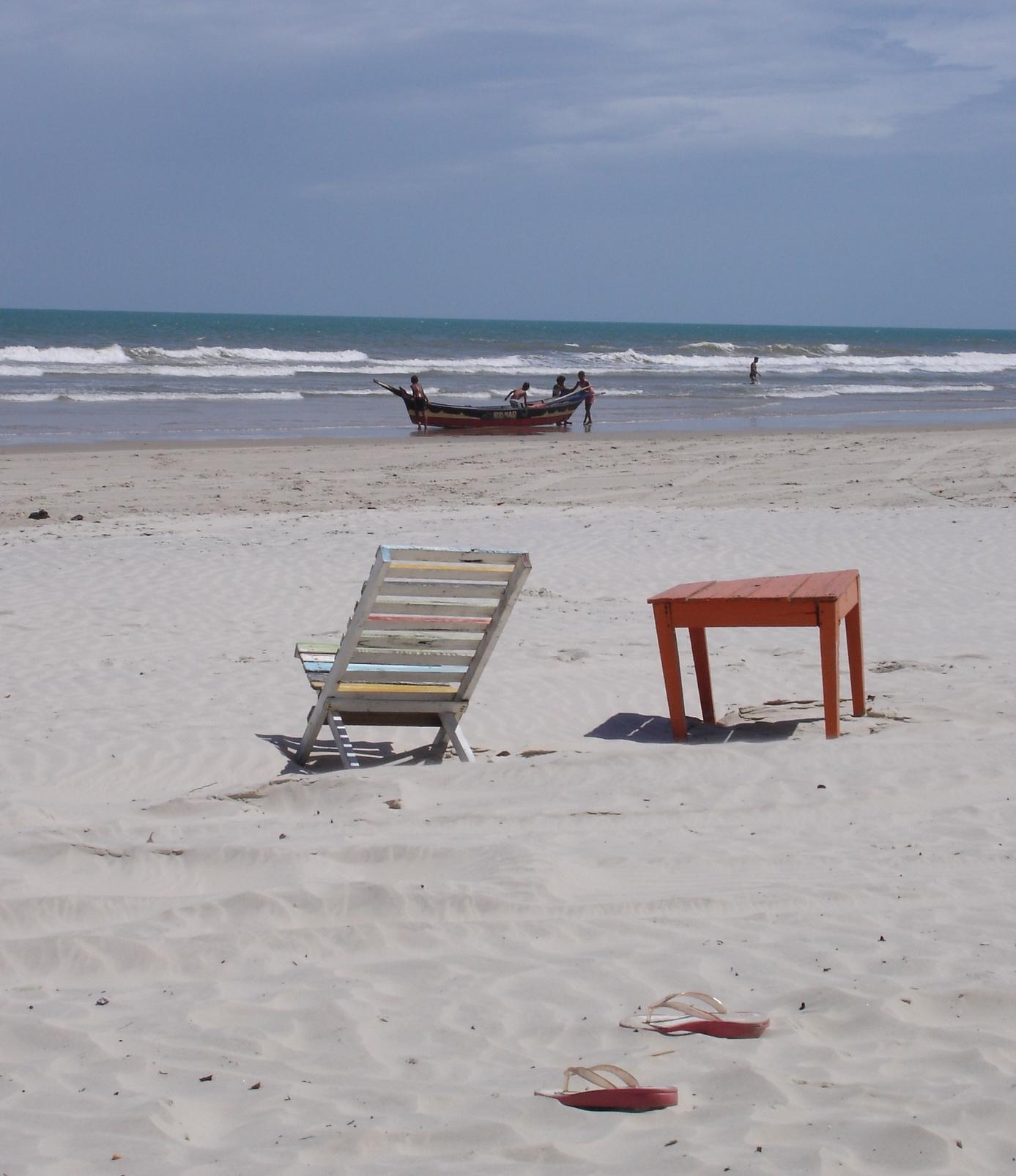 ocio da praia. Foto: GC/Blog Vambora!