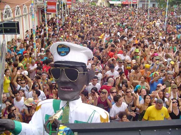 Carnaval em São Luiz do Paraitinga