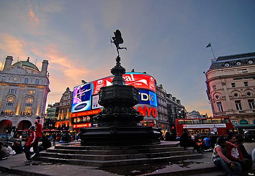 Quem disse que Londres era TÃO cara assim? Foto: poeloq, Flickr