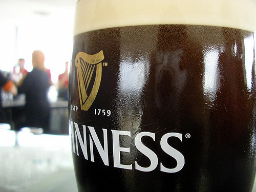Guinness. Foto: marco83, Flickr