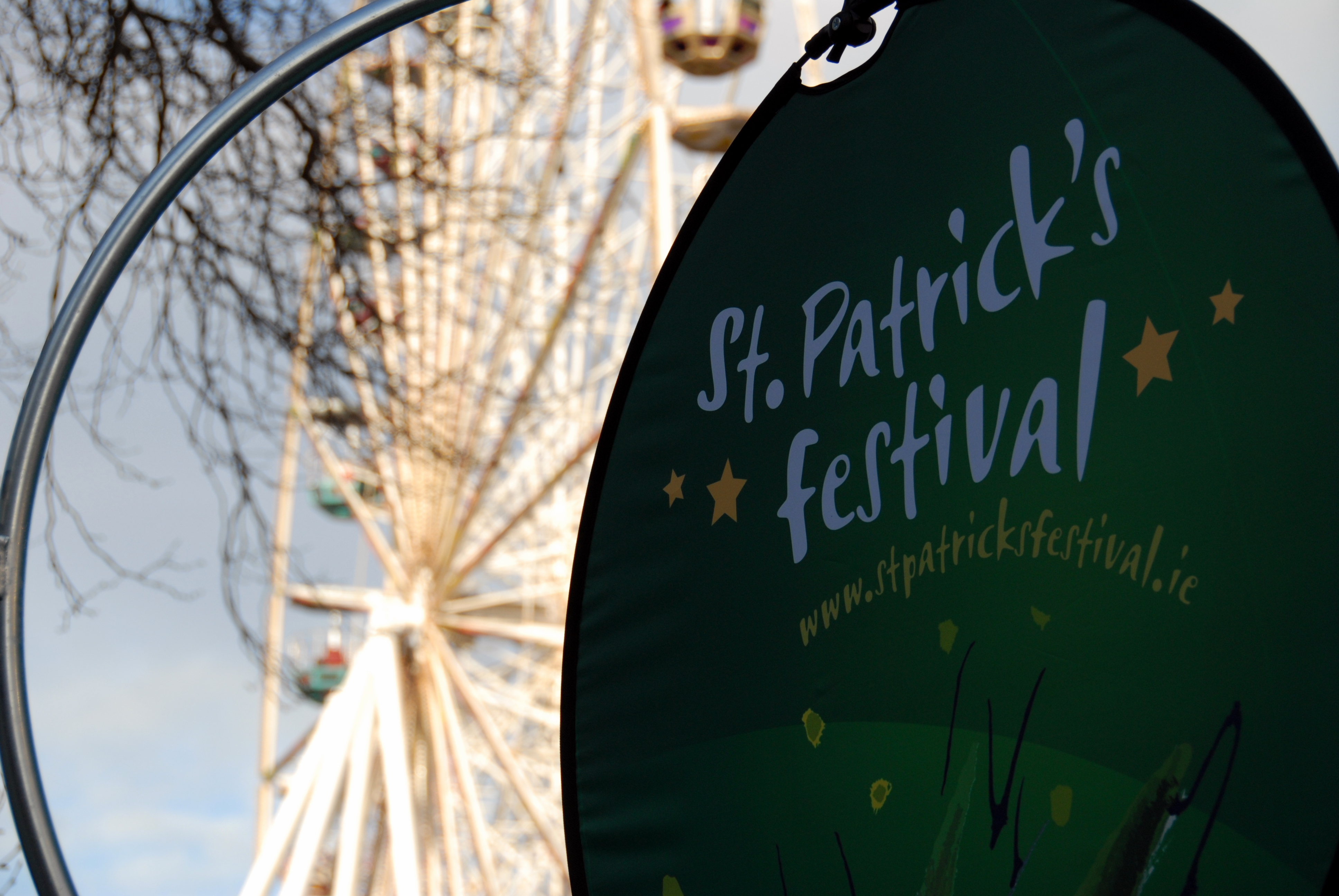 Saint Patrick's Festival em Dublin