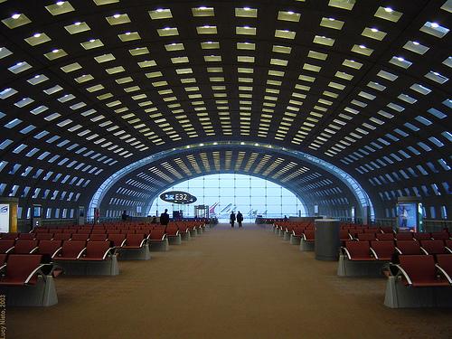 Você não quer ver a França só pelo Aeroporto Charles de Gaulle? Foto: Lucy Nieto, Flickr