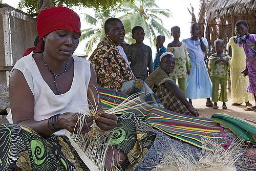 Mkungu Village perto de Mtwara, Tanzania. Foto: lunalina, Flickr
