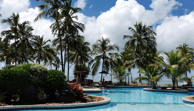 Piscina do Costa do Sauipe Suites. Foto: divulgação