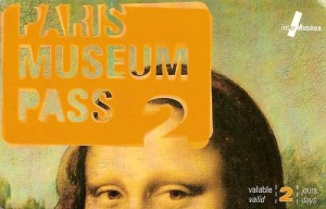 Essa é a cara do Paris museum pass.