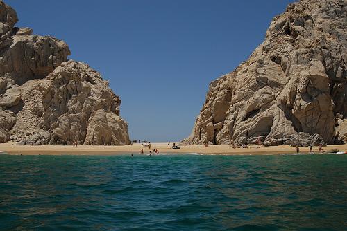 Lover`s Beach em Cabo San Lucas. Foto: *Hiro, Flickr
