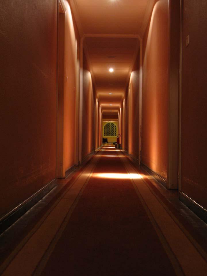 corredor Hotel Tauá Grande Hotel e Termas em Araxá
