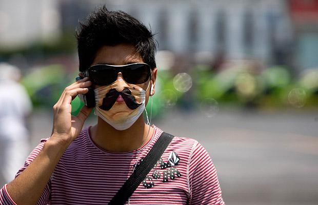 Vivendo e aprendendo: Fatos e Mitos sobre a gripe suína