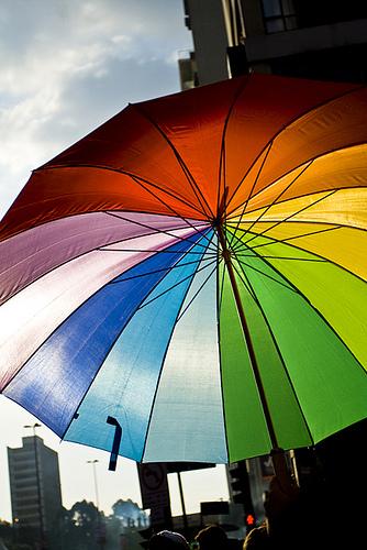 Sem clima ruim na Parada desse ano! Foto:Leo Souza, Flickr
