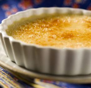 Creeme Brulle de doce de leite, no Mocotó. Foto: Divulgação