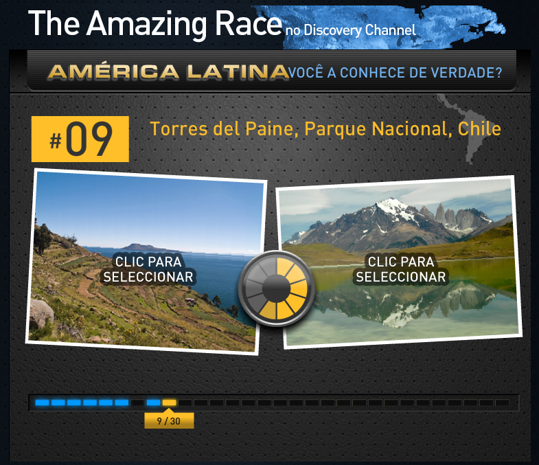 The Amazing Race América Latina