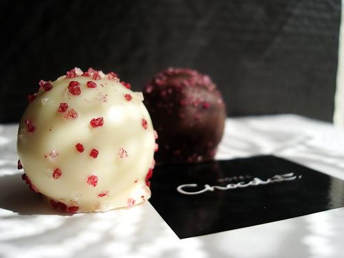 Viajante Gourmet: Hotel Chocolat em Londres