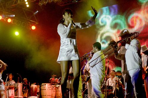 Vai ter Ivete Sangalo em Salvador! Foto: Flickr, Reveillon Enchanté
