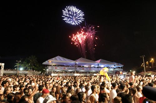 Festa do Enchanté de Salvador no ano passado. Foto: Flickr, Reveillon Enchanté