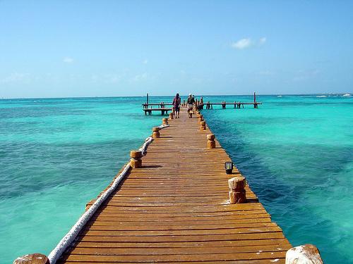 Vambora para o Caribe no final do ano? Foto: Cancun-Flickr, Mike McHolm