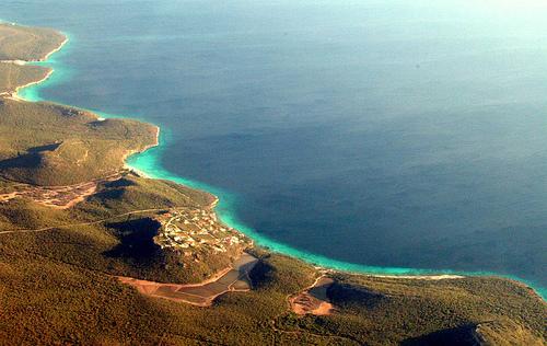 Linha costeira de Curaçao...Foto: Flickr, Travelling Pooh