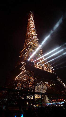 Paris final do ano