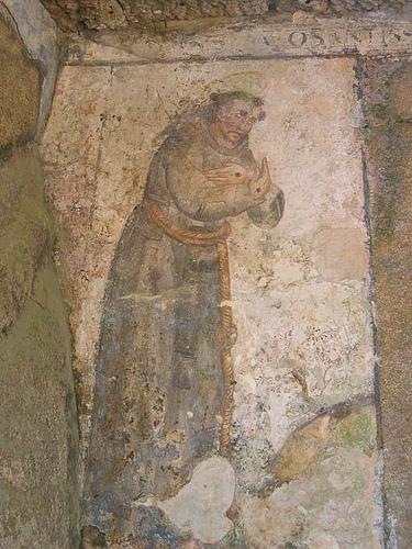 Convento dos Capuchos Sintra, Portugal