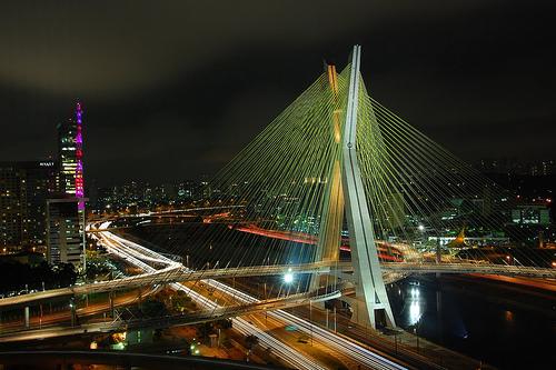 Ponte Estaiada São Paulo