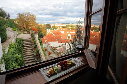 Golden Well Hotel Praga