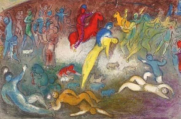 Chagall masp