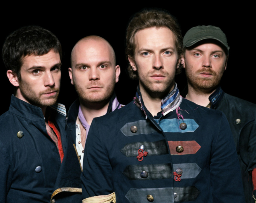 show Coldplay brasil 2010