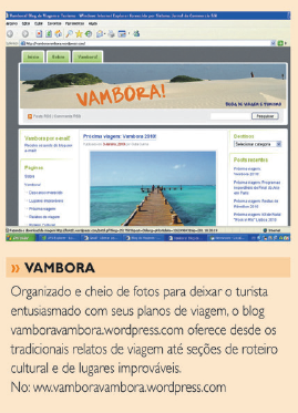 Jornal do Commercio Blog Vambora!