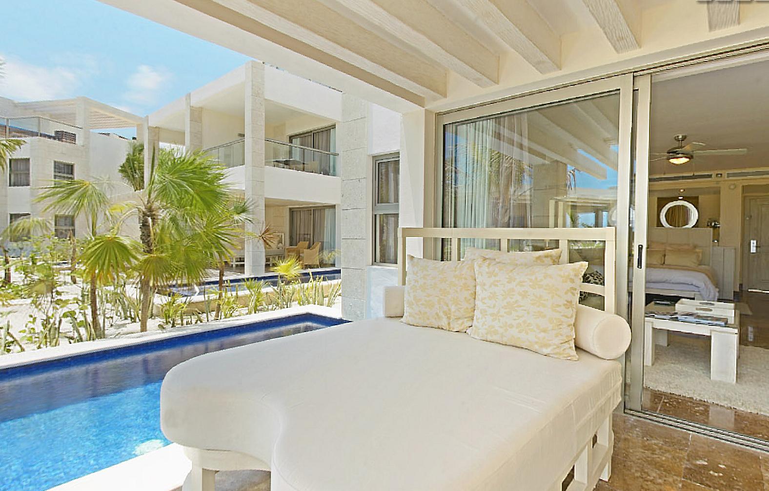 La Amada Hotel, no Mexico. Foto: Site do Hotel
