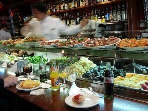 Viajante Gourmet: Só nas Tapas em Barcelona