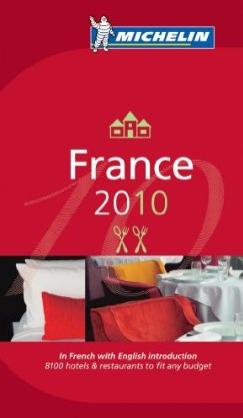 Guia Michelin França 2010