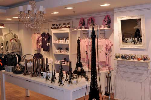 Iwasin loja Paris