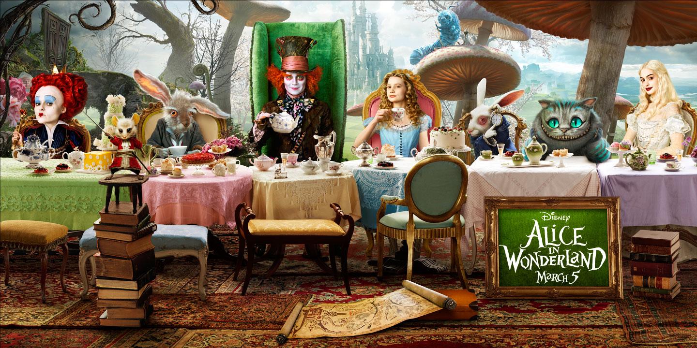 Filme Alice no Pais das Maravilhas
