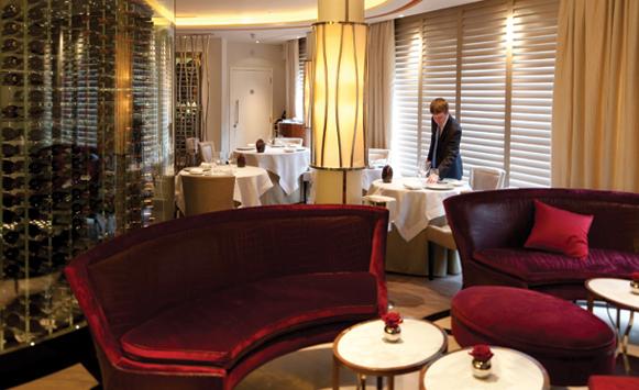 """Viajante Gourmet: Petrus, o """"novo"""" restaurante de Gordon Ramsay em Londres"""