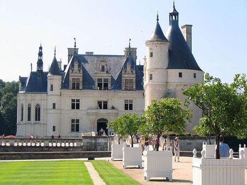 Chateau de Chenonceau, Vale do Loire, França