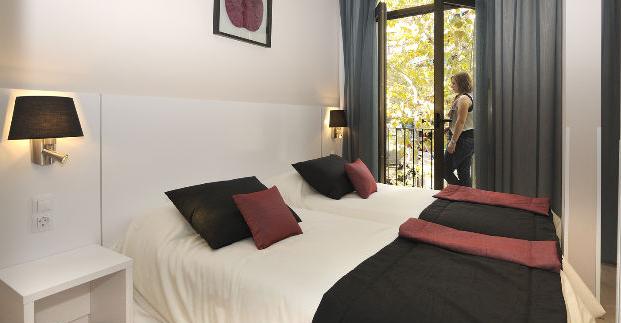 Hotel Hostemplo, em Barcelona