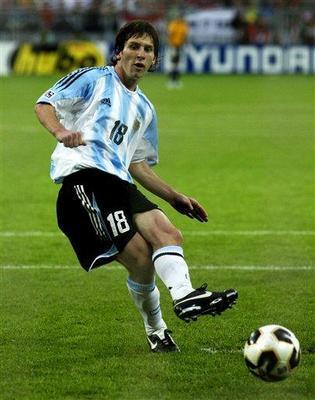 Leonel messi Argentina