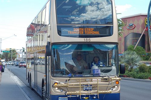 ônibus las vegas