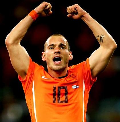 sneijder Holanda