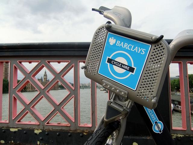 Bicicleta Barclays