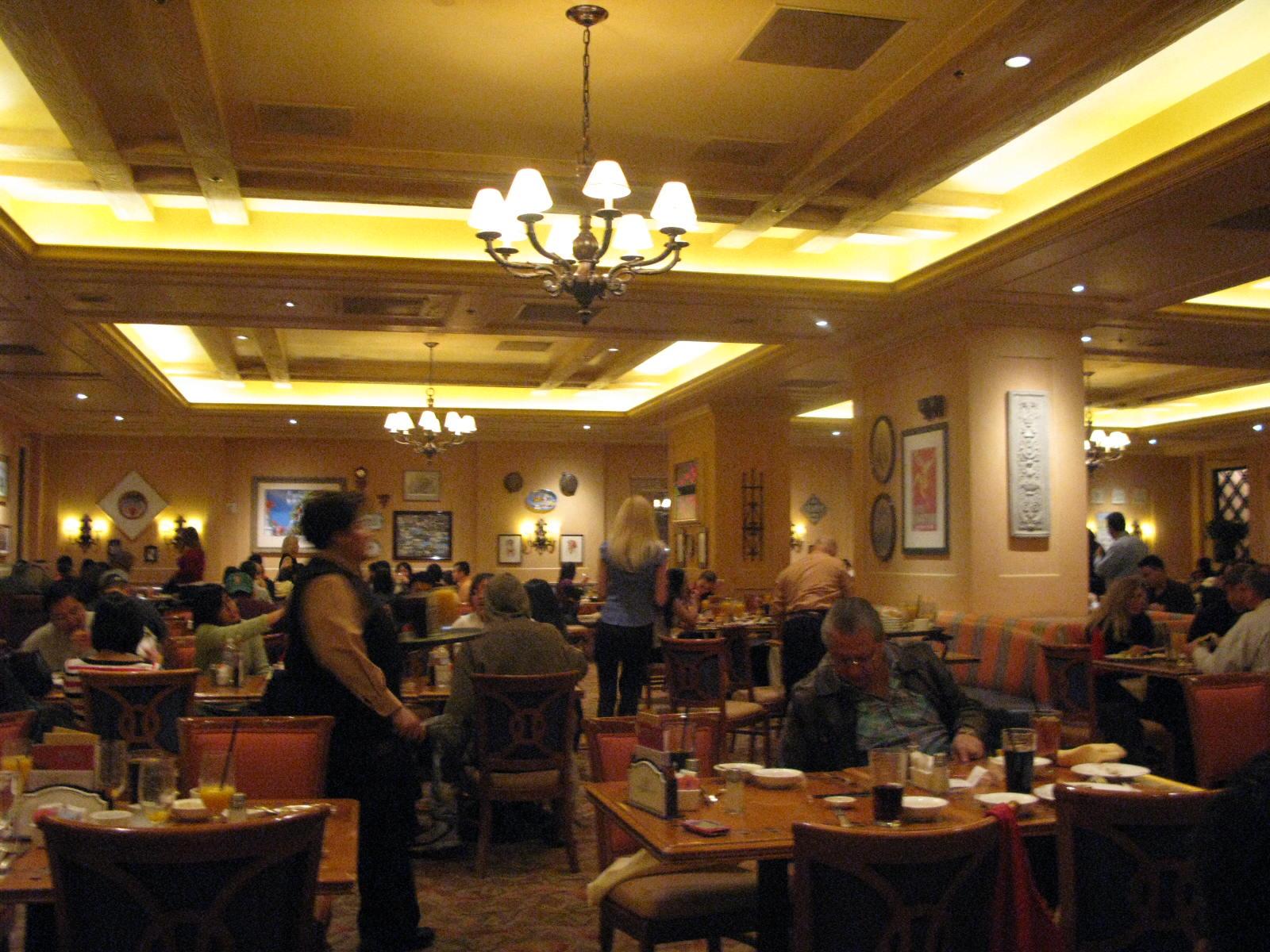 Brunch no Bellagio em Las Vegas